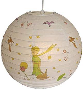 Lámpara de papel para habitación infantil – Pantalla de lámpara de ...