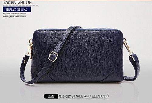 Crossbody Silver Wristlet Women's Leather Top Clutch Missmay Purse Shoulder Bag TzwY5wq