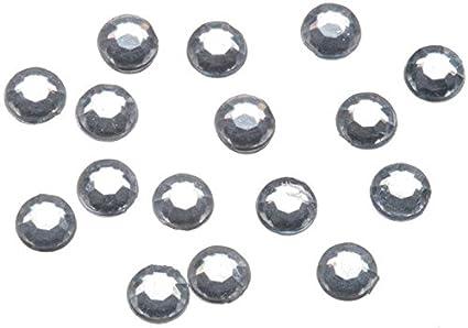 199a6eb093c6 Amazon.com  One Pack of 200 pieces Stick-On Rhinestone Jewels ...
