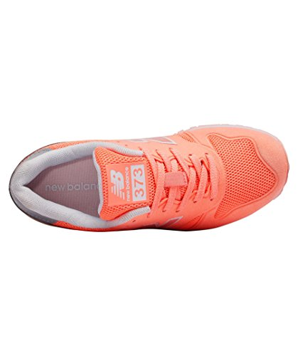 New Balance KD 373 Kids CRY Coral Orange koralle (73)