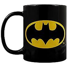 DC Comics Batman Logo Mug Black