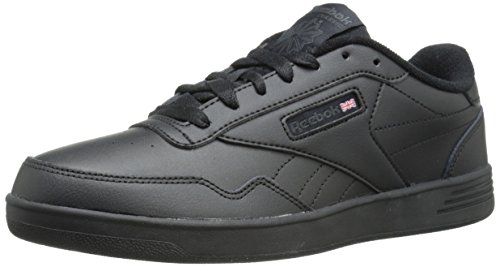 MT Fashion Sneaker, Black/DHG Solid Grey, 9.5 M US (Athletic Club)