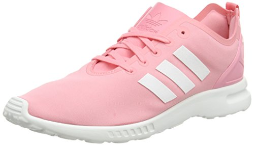 Core Black Smooth Pink Core Sneakers White Super Originals Damen Pop Flux F15 adidas ZX ptwTYqvwO