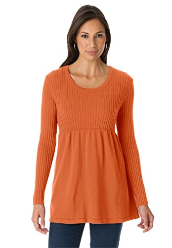 Jessica London Womens Babydoll Sweater product image