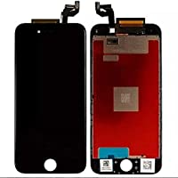 Frontal Display Lcd Touch Iphone 6s 4.7 A1633 A1688 A1700 Preto Primeira Linha
