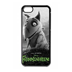 Frankenweenie iPhone 5c Cell Phone Case Black as a gift B2428595