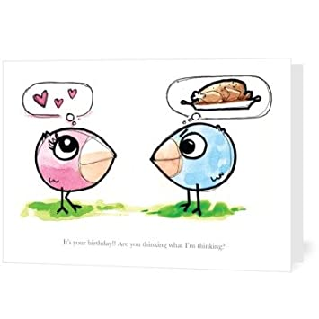 Amazon Birthday Greeting Cards Simple Thoughts By Hicks
