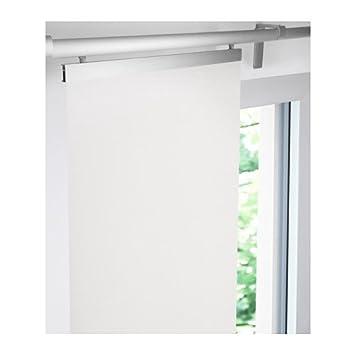 Ikea Nattskatta Rideau Coulissant Blanc 60 X 300 Cm Amazon