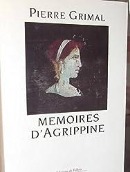 MEMOIRES D'AGRIPPINE.