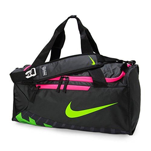 2b4ecbcdc3 Nike Alpha Adapt Crossbody Duffel Bag Small Black Pink  Green - Buy Online  in UAE.
