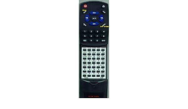 Toshiba se-r0176 dvd recorder remote control replacement remote.