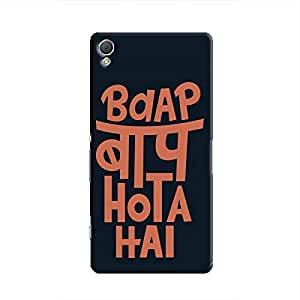 Cover It Up - Baap Baap Hota Hai Xperia Z2 Hard Case