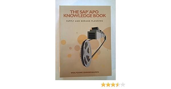 The Sap Apo Knowledge Book