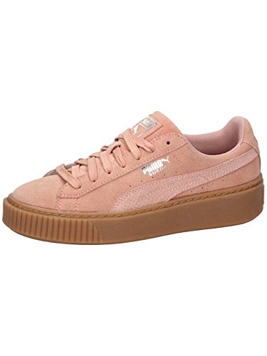 Damen Sneaker Puma Basket Platform Animal Sneakers Women