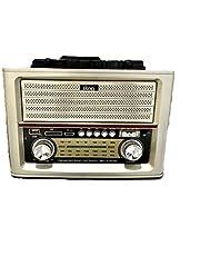 VIQILANY Shark Fin Antenna AM FM Radio Signal Aerial Adhesive Tape Base Super Functional - Gray
