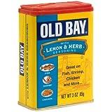 McCormick's Old Bay Seasoning LEMON AND HERBS 85g (pack of 1)