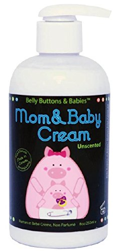 Amazon.com: Belly Buttons and Babies Mamá y bebé Crema, sin ...
