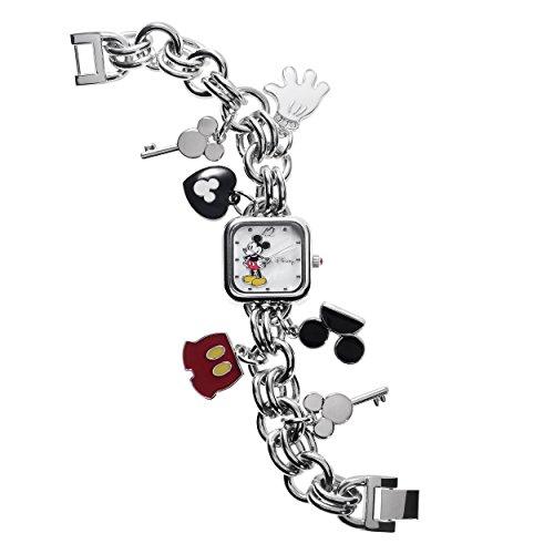 Watch Charm Bracelet - 6