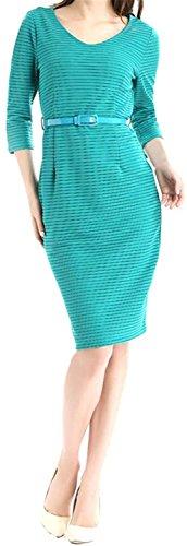 [Carol Sel Nice Women Fashion Formal Elegant Slim Fit Bodycon Party Dress GreenX-Small] (Western Day Dress Up Ideas)