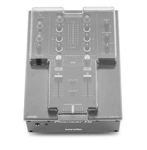 Decksaver Pioneer DJM-S3 Impact Resistant Polycarbonate Cover