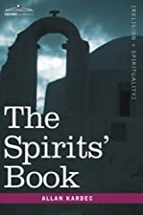 The Spirits' Book by Allan Kardec (2006-10-01) Hardcover