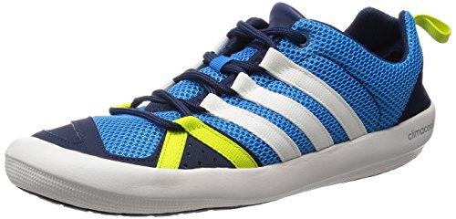 adidas Climacool Boat Lace B26 Herren Sneaker, Blau (Solar Blue2 S14/Chalk White/Collegiate Navy), 45 1/3 EU
