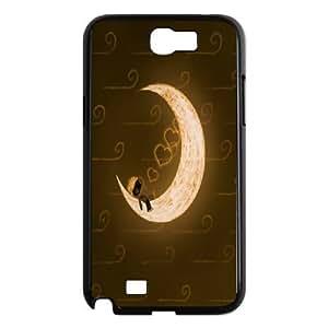 Samsung Galaxy Note 2 N7100 Phone Case Devil On The Moon H8U0098549 BY RANDLE FRICK by heywan