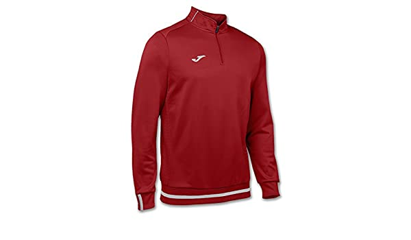 Amazon.com : JOMA CAMPUS II SWEATSHIRT 1/2 ZIPPER RED 3XL : Sports & Outdoors
