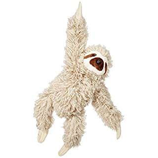 "Wild Republic Cuddlekin Three Toed Sloth 12"" Plush, Cuddlekins (12257)"