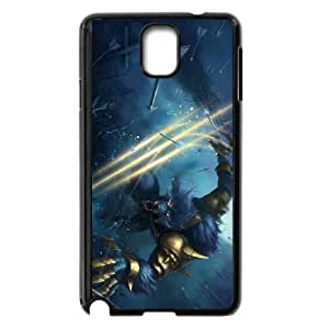 Samsung Galaxy Note 3 Cell Phone Case Black Warwick league of legends 006 KQ3456745