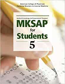 MKSAP for Students 5 5th Edition pdf