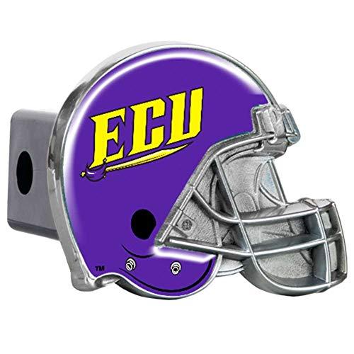 Great American Products NCAA East Carolina Pirates Hitch Cover Helmet, One Size, Black (Pirates Helmet East Ncaa Carolina)