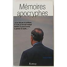 Mémoires apocryphes
