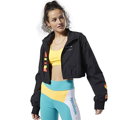Gigi Hadid Cropped Track Jacket (Gigi Hadid Collection)