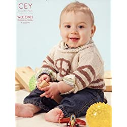 Classic Elite Wee Ones Knitting Pattern Book