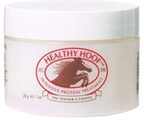 Hoof Lacquer - Gena Healthy Hoof Cream Protein Intensive Treatment 1 oz (Pack of 4)