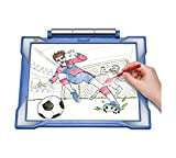 Crayola Light Up Tracing Pad Blue, Amazon Exclusive, Gift for Kids, Ages 6, 7, 8, 9, 10