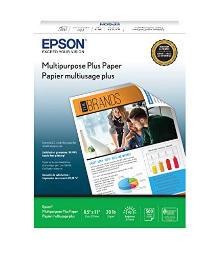 Epson Multipurpose Plus Paper - S450217-4 8.5