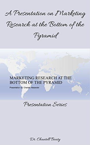 amazon com a presentation on marketing research at the bottom of