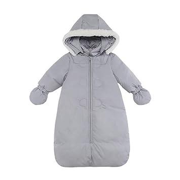 AA-SS-Baby Wrap Saco de Dormir para bebés de 2.5 TOG, 6-18 Meses, Estrellas Marrones: Amazon.es: Hogar