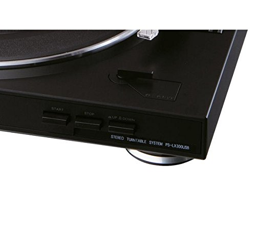 Amazoncom Sony Pslx300usb Usb Stereo Turntable Home Audio Theater
