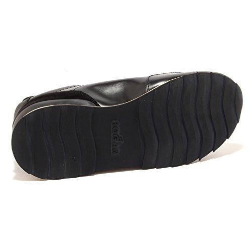 Almacenista Geniue Precio Barato Hogan 6834U sneaker uomo R261 RESTYLING black shoe men Nero Comprar En Venta Almacenista Geniue Barato Entrega Rápida vP0XM1