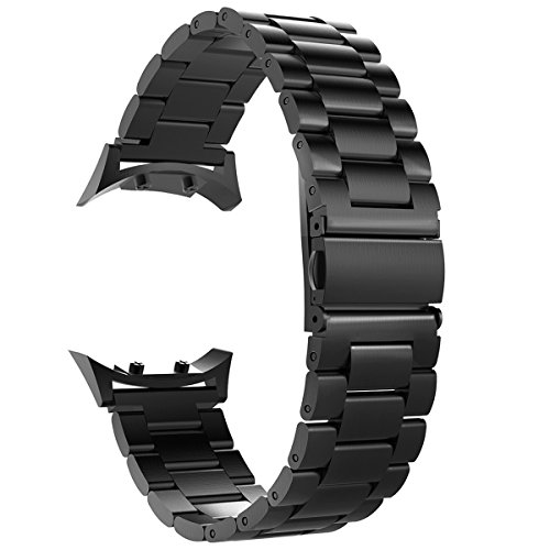 Valkit for samsung Gear S2 Bands, Solid Stainless Steel S...