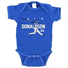 "The Silo BLUE Josh Donaldson Toronto ""Air HR NEW"" Baby 1 piece"