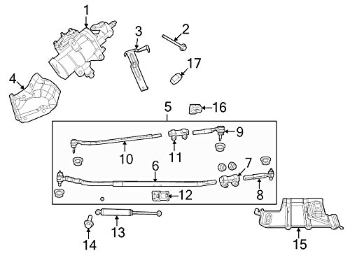 Steering Pitman Arm Mopar 5212 2392AA