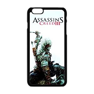 DAZHAHUI Assassin's creed Cell Phone Case for Iphone 6 Plus BY RANDLE FRICK by heywan