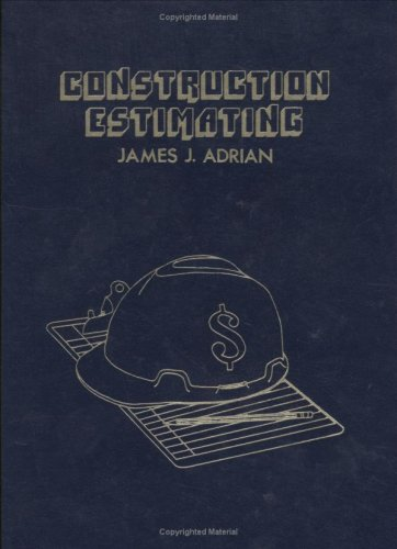 Construction Estimating: An Accounting and Productivity Approach