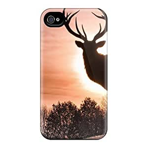 Bernardrmop Design High Quality Young Deer Buck Cover Case With Excellent Style For Samsung Galxy S4 I9500/I9502 Kimberly Kurzendoerfer