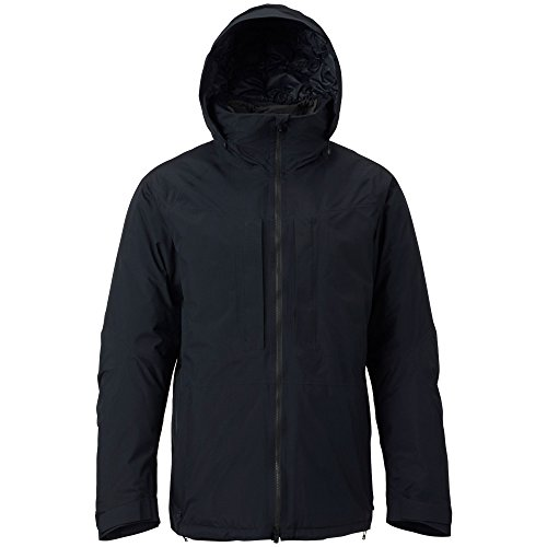 Burton Men's AK 2L LZ Down Jacket, True Black, X-Large