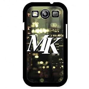 Samsung Galaxy S3 Michael & kors Trendy Phone Case,Michael & kors Pattern Luxury Logo Back Cover For Samsung Galaxy S3